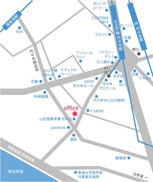 洒落水引地図